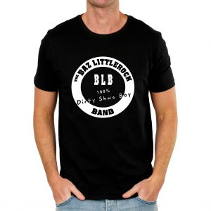 Baz Littlerock Band shirt