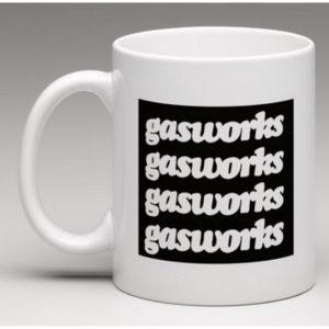 Gasworks mug front